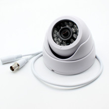 HD 1080p 4in1 AHD TVI CVI CVBS 1920*1080 2mp CCTV 카메라 보안 실내 돔 UTC D/N