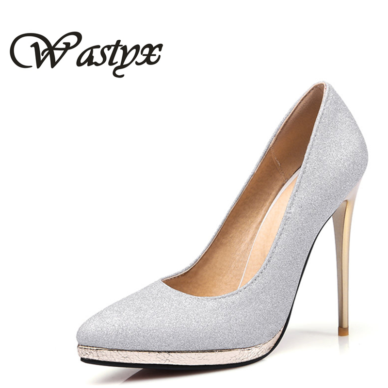 new shoes woman fashion super high heels pointed toe women pumps sexy platform wedding shoes ladies big size 34-47 zapatos mujer plus big size 34 47 shoes woman 2017 new arrival wedding ladies high heel fashion sweet dress pointed toe women pumps a 3