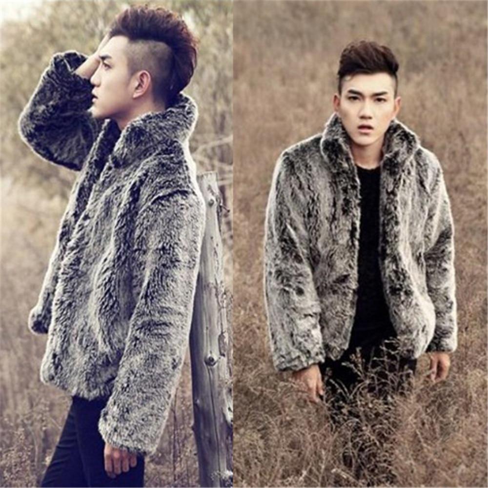 Men Fur Coats Photo Album - Reikian