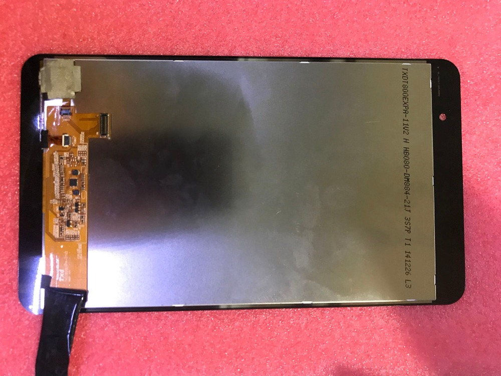 8 inch LCD screen assembly TXDT800EXPA-11V2 LCD Displays screen Touch screen tq7037cust fpc lcd displays screen
