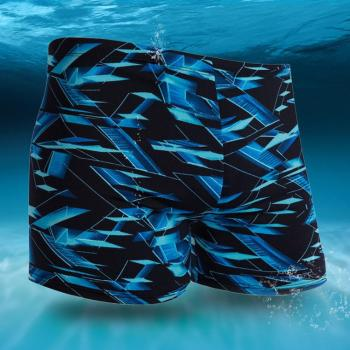 ac6dd5c3f37b5 Swim Wears 2018 New Men's Outdoor Sports Swimwear Natatorium Shorts Hot Spring  Stall Swimming Trunk