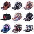 Mulheres por atacado dos homens populares boné de beisebol impressão de cânhamo padrão hip hop gorras casquette snapback chapéus para os meninos da menina de esportes ao ar livre