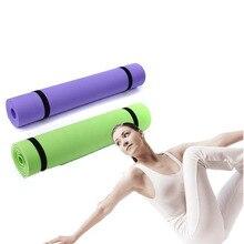 6MM Yoga Anti Slip Mats For Yoga Excercises