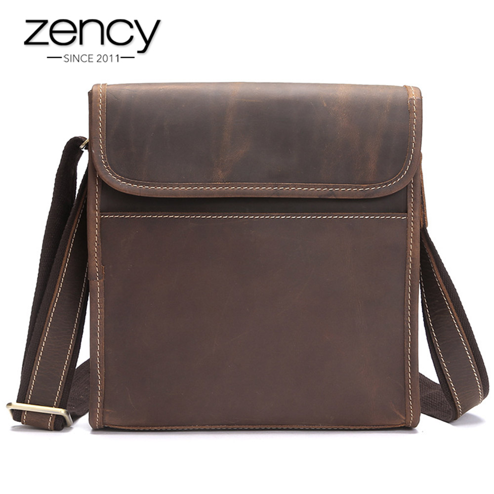 2019 New Arrival Mens Genuine Leather Shoulder Bags High Quality Men Vintage Ipad Holder Ruksacks Design Fashion Messenger bags2019 New Arrival Mens Genuine Leather Shoulder Bags High Quality Men Vintage Ipad Holder Ruksacks Design Fashion Messenger bags