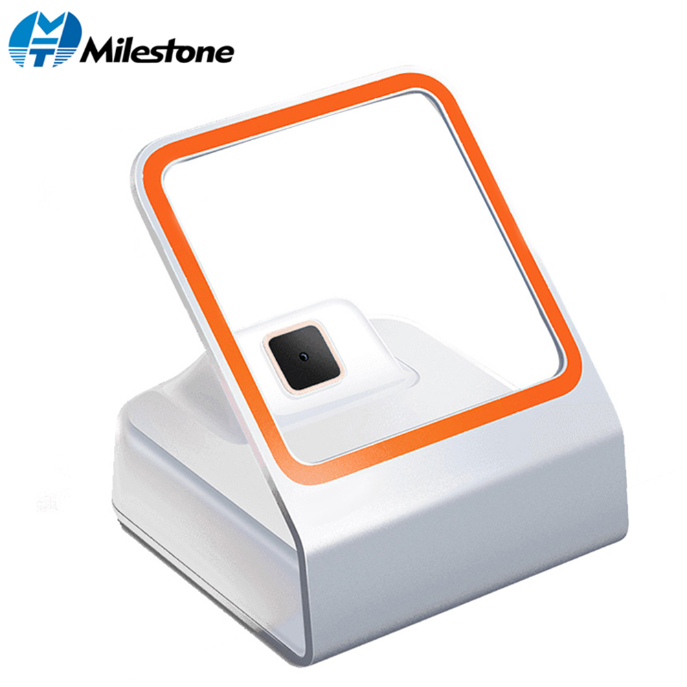 Auto QR Code Payment Scanning Support Windows/iOS/Android/Linux System Plug and Play Bar code Scanner