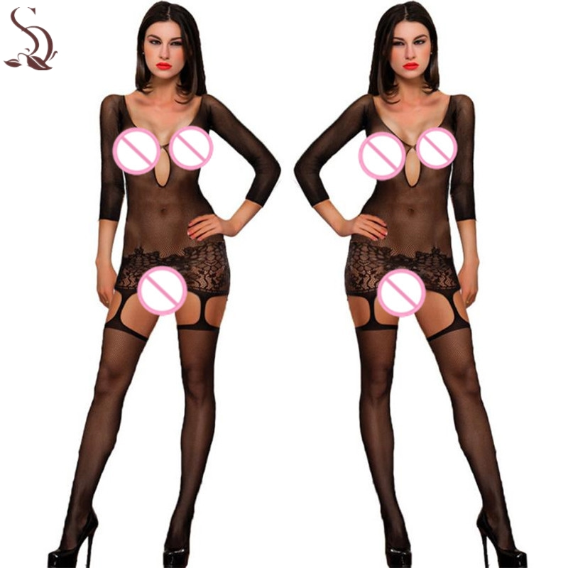 Adult BDSM Sex Bondage Erotic Toys For Couples Sexy Props Sexy Women Long Sleeve Lingerie Underwear Sleepwear Jumpsuits CostumeAdult BDSM Sex Bondage Erotic Toys For Couples Sexy Props Sexy Women Long Sleeve Lingerie Underwear Sleepwear Jumpsuits Costume