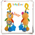 Music plush toys rattle stroller mamas and papas hanging ring toys teether reborn babies  mobile rag doll soft toys rattles