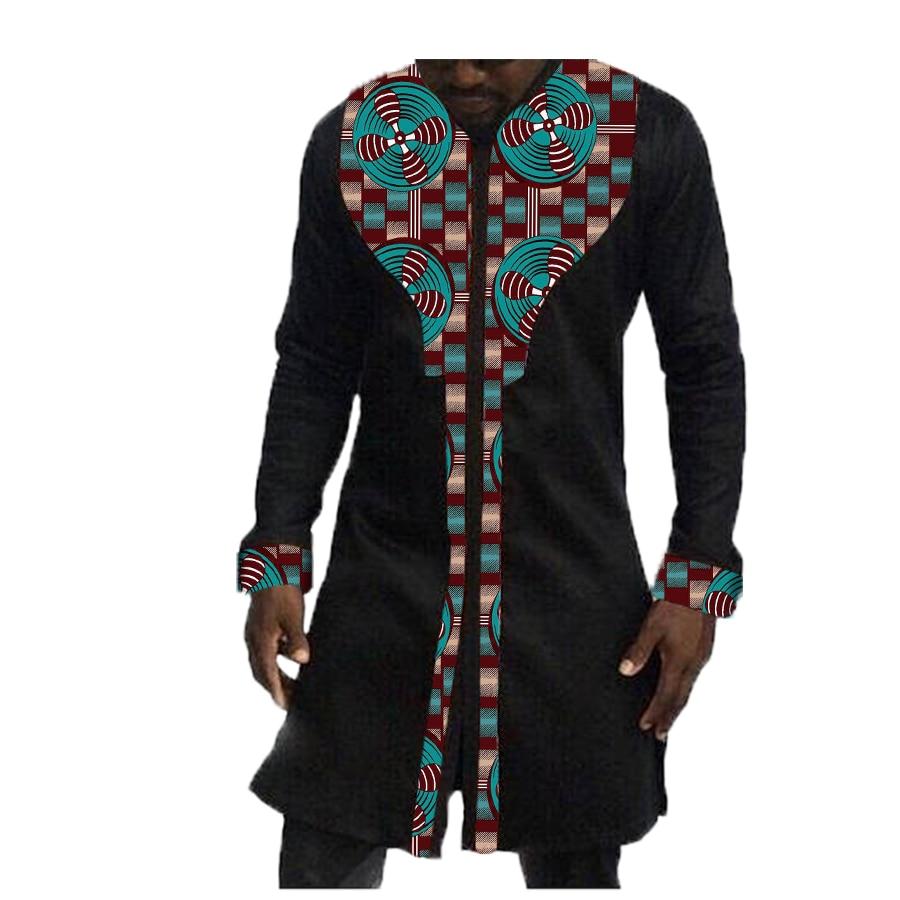 خريف / ربيع أزياء رجالي أفريقيا ملابس - الملابس الوطنية