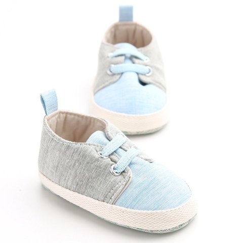 Baby Shoes Breathable Canvas Shoes 0-1 Years Old Boys Shoes Comfortable Girls Baby Sneakers Kids Toddler Shoes #06 Multan