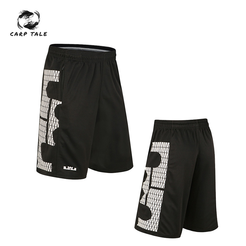 New Basketball Shorts New Basketball Shorts James Shorts Loose Casual Large Size Sports Shorts Running Fitness Sport Homme