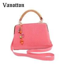 2016 Famous Brand Women Fashion Pu Leather Tote Female Handbag Brand Design Alligator Pattern Ladies Shoulder Bag Mesenger Bag