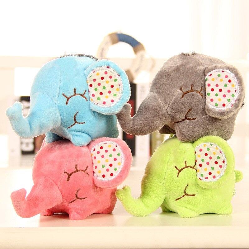 Plush Elephant Baby Kid/'s Cute Animal Soft Toy Mini Stuffed Animals Doll Gift US