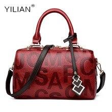 YILIAN Marke Frauen umhängetaschen leder frauen tragetaschen weibliche luxus messenger handtaschen damen mode Crossbody handtasche tasche