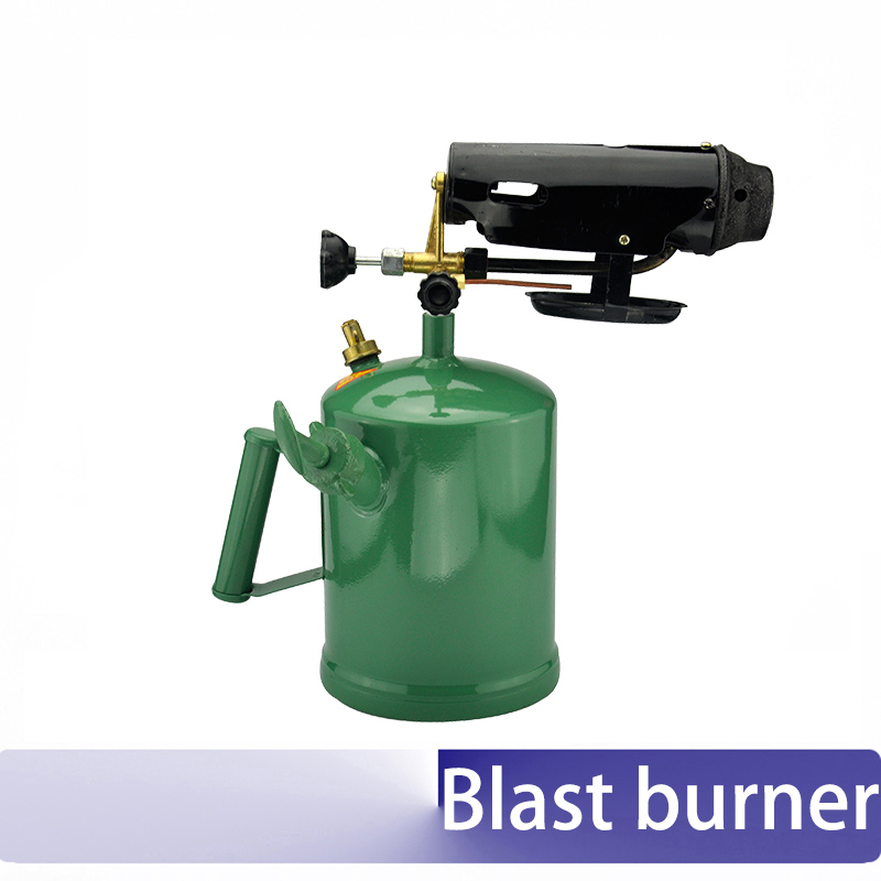 все цены на Capacity 2.5L 3.5L explosion-proof diesel oil blast burner for Home singeing Heated flamethrower for repairing онлайн
