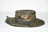 จัดส่งฟรีCamoทหารหมวกปีกกว้างถังกองทัพหมวกหมวกตกปลากลางแจ้งยุทธวิธีบอนหมวกดิจิตอลป่าส