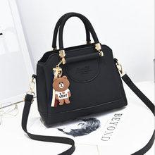 082327103ec4 2018 New High Quality Women Handbags Metal Short Handle Female Shoulder Bags  Medium Women Messenger bags Tote Briefcase
