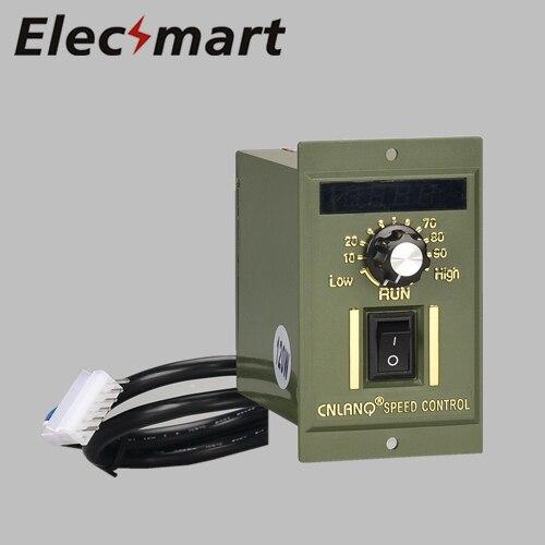 digital display 60W Electrical Motor Speed Control UX-52 AC Motor Speed Controller 220V 60W