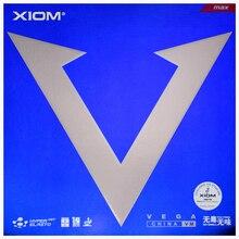 XIOM резиновый Настольный теннис VEGA синий Китай VM Быстрое выключение петли с бугорками с губкой пинг-понг tenis de mesa