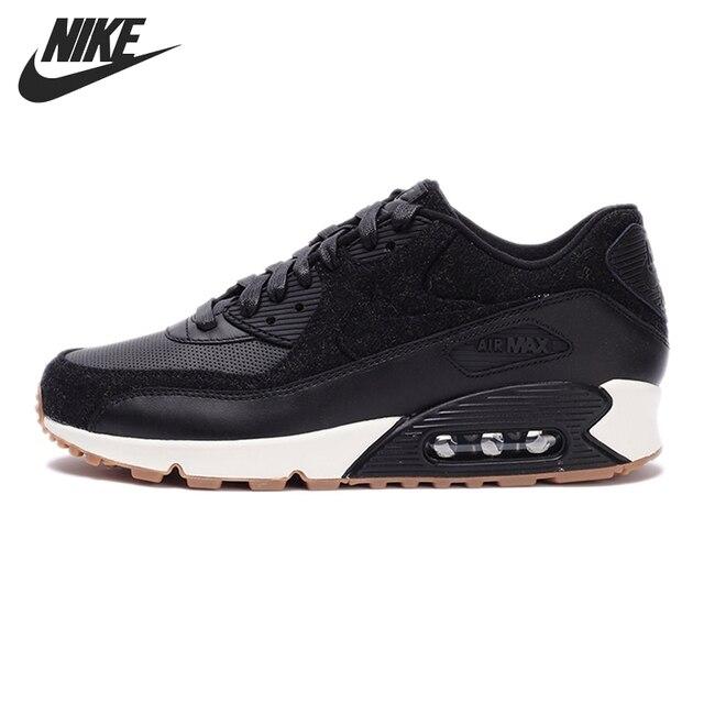 big sale 91ddd c4ceb Original NIKE AIR MAX 90 PREMIUM Men s Running Shoes Sneakers
