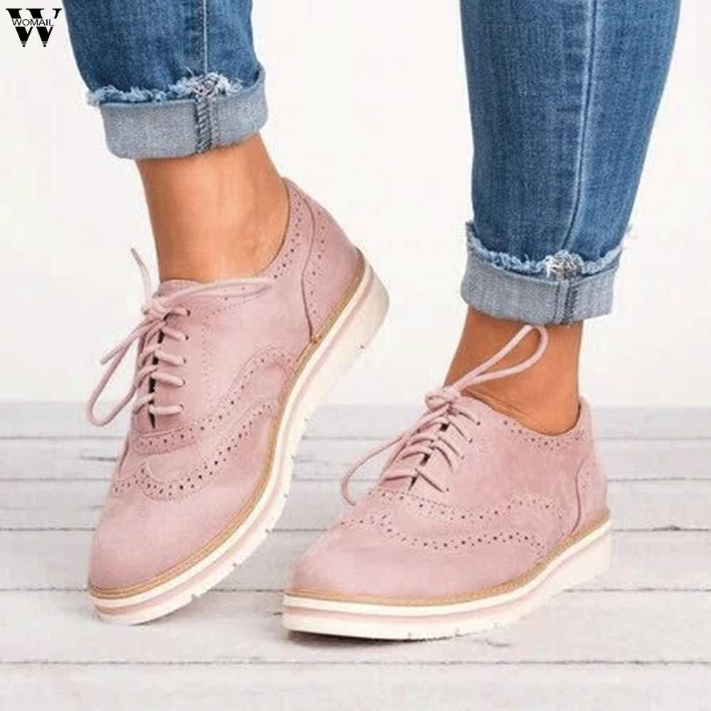 fccd104d4a5 Casual Shoes For Women Breathable Women Sport Shoes Lace-up Woman Sneakers  High Quality Women s