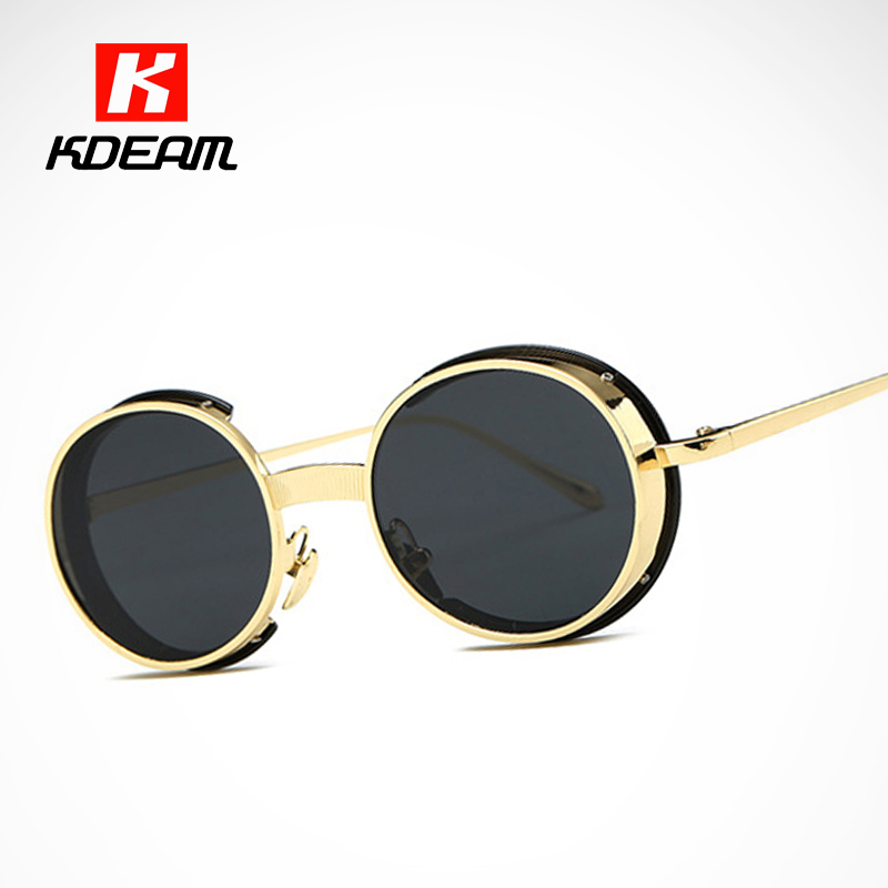 Round Shades Sunglasses  por side shade sunglasses side shade sunglasses lots