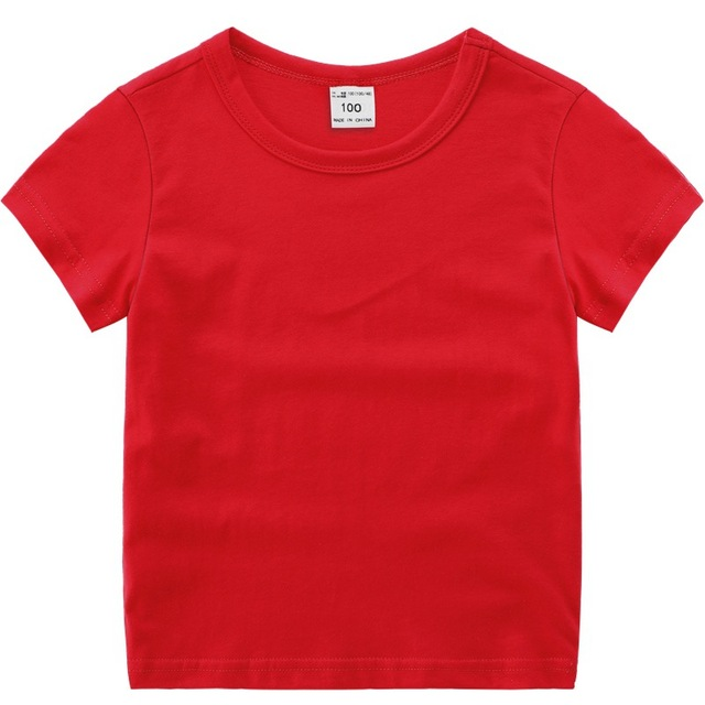 100% Cotton T-shirts 4