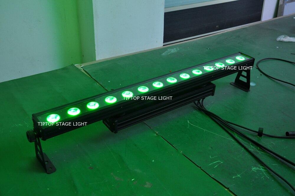 Factory Direct Sales 8PCS 14X12W Linear Stage Building Led Bar Light ...