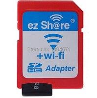 Ücretsiz kargo ezshare EZ paylaş mikro sd adaptörü wifi kablosuz 16G 32G hafıza kartı TF MicroSD adaptörü WiFi SD kart ücretsiz binmek