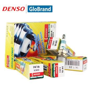DENSO Car Spark Plug For FIAT ADVENTURE PALIO 1.6i.E SIENA 1.6i.E  Iridium IK16