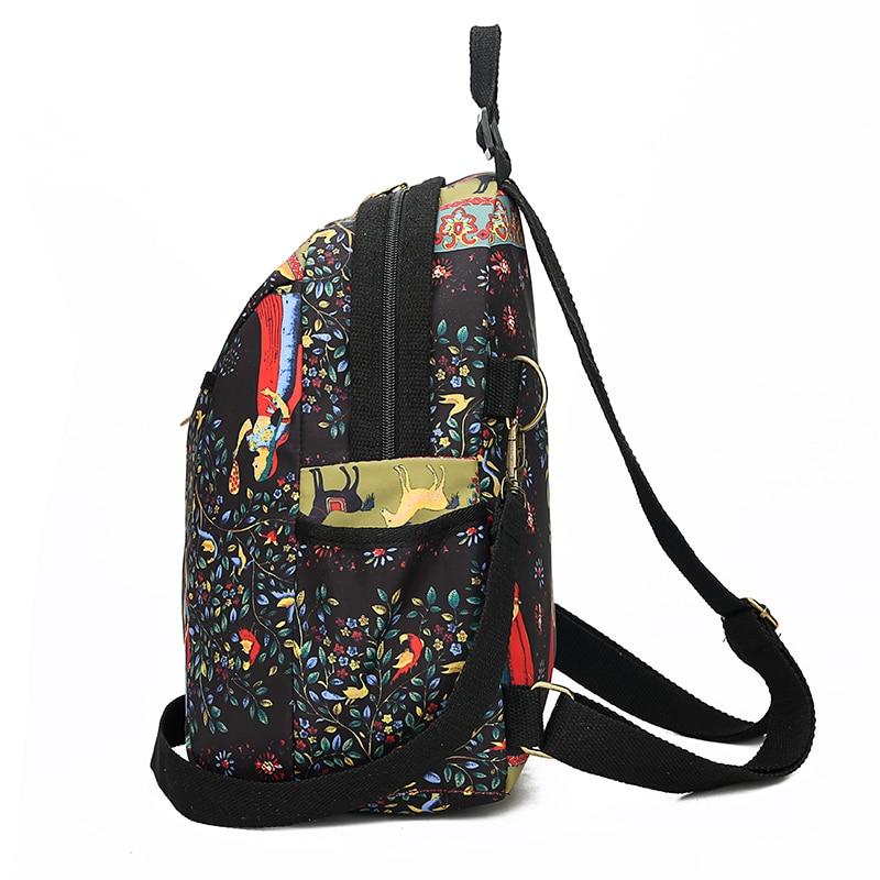 2019 New Women Emoji Shoulder Bag Best Travel Women Backpack Female Printing Waterproof School Knapsack mochila Bagpack Pack 3