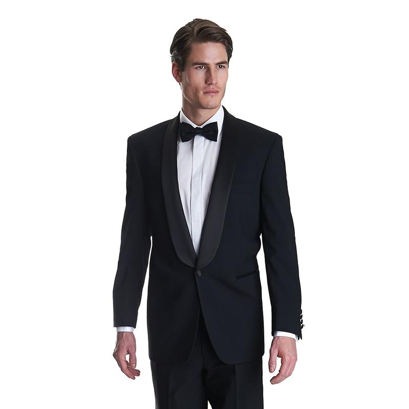 Boda Hombre Chaqueta Partido Slim Elegante Negro As Pantalones Same Los Hombres De Trajes Image Para Ternos Formal Novios Solapa Esmoquin Blazer Matrimonio Fit Prom qSx54C5w