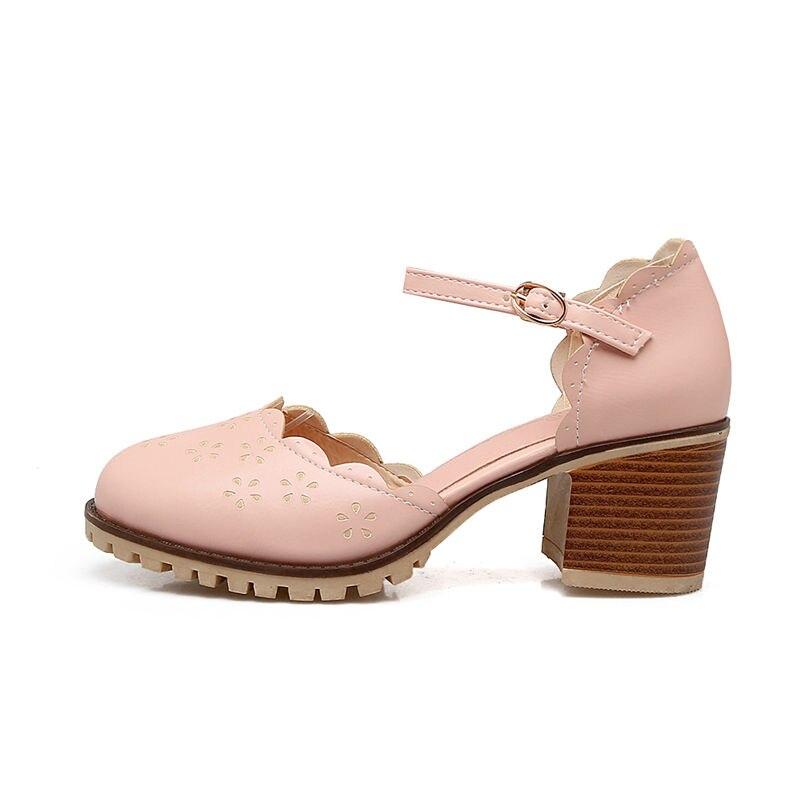 KarinLuna nieuwe nieuwe collectie zomer sweet school vrouwen sandalen - Damesschoenen - Foto 2