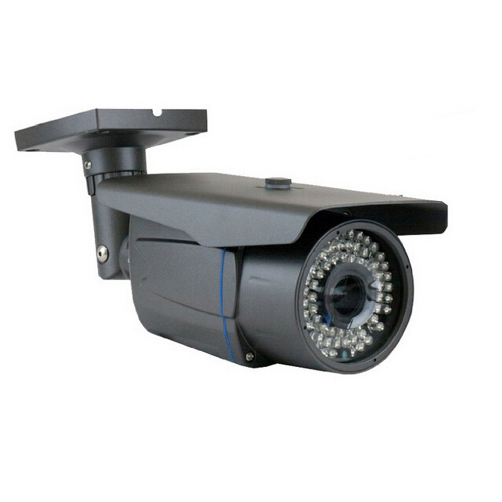JND-3680 1200TVL 1/3 inches CMOS 2.8-12mm Varifocal IR Outdoor Security CCTV Camera Bullet Security Waterproof Camera free shipping 2015 newest 1 3 color cmos 600tvl outdoor indoor waterproof ir bullet camera cctv camera security camera