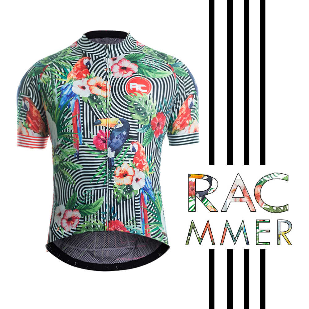563f39c00 Racmmer 2018 Breathable Cycling Jersey Summer MTB Bicycle Clothing Ropa  Maillot Ciclismo Bike Clothes Sportswear