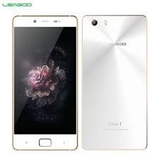 """Оригинал LEAGOO Elite 1 ROM 32 ГБ + RAM 3 ГБ LTE Сети 4 Г 5.0 """"Android 5.1 MTK6753 РУКА Cortex-A53 Окта основные 1.3 ГГц Смартфон"""