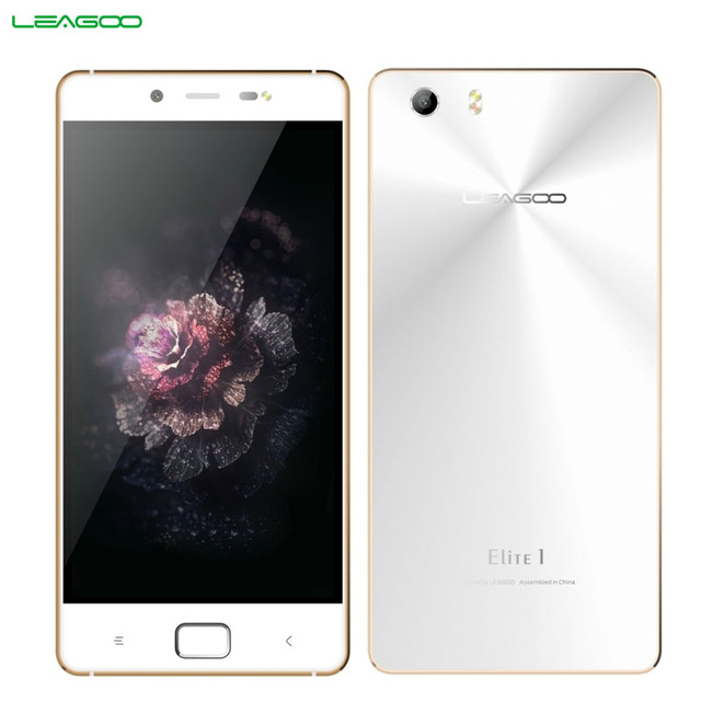 LEAGOO Elite 1 ROM 32GB+RAM 3GB LTE Network 4G 5.0'' Android 5.1 MTK6753 ARM Cortex-A53 Octa Core 1.3GHz Smartphone