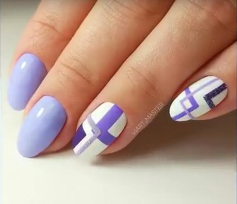 Aeropuffing Nail Art Kit Sponging Tool Gel Polishes Set Beautiful ...