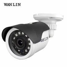 WAN LIN Full HD 1080P Sony IMX323 2.0MP CCTV Security Camera Waterproof  Surveillance AHD Camera with 24pcs IR LEDs