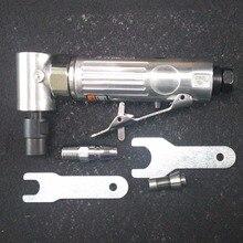 Ángulo recto Neumática Aire Die Grinder pulido rectificado Herramientas de Reparación de Accionamiento Del Motor 20000 RPM WG-022 con Accesorios