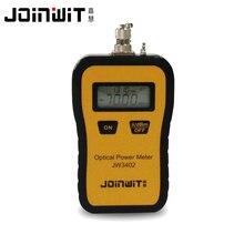 JoinWit Mini JW3402C 800 ~ 1700nm Fibra Medidor de Potencia Óptica-50 ~ + $ number dbm