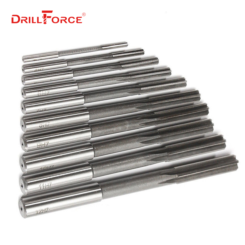 DWR Series Drill America 3//4 Bridge//Construction Reamer with Hex Shank