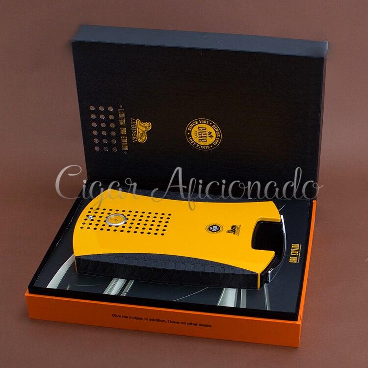 lubinski humidor  LUBINSKI High Quality Luxury Newest Cear Wood Car Cigar Humidor ...