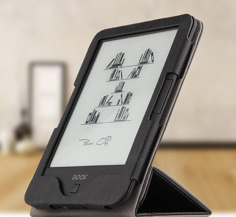 Housse de luxe en cuir pour Onyx Boox césar 3 Vasco Da Gama 2 6 pouces E-Book étui de protection pour césar 2 BOOX C67ML