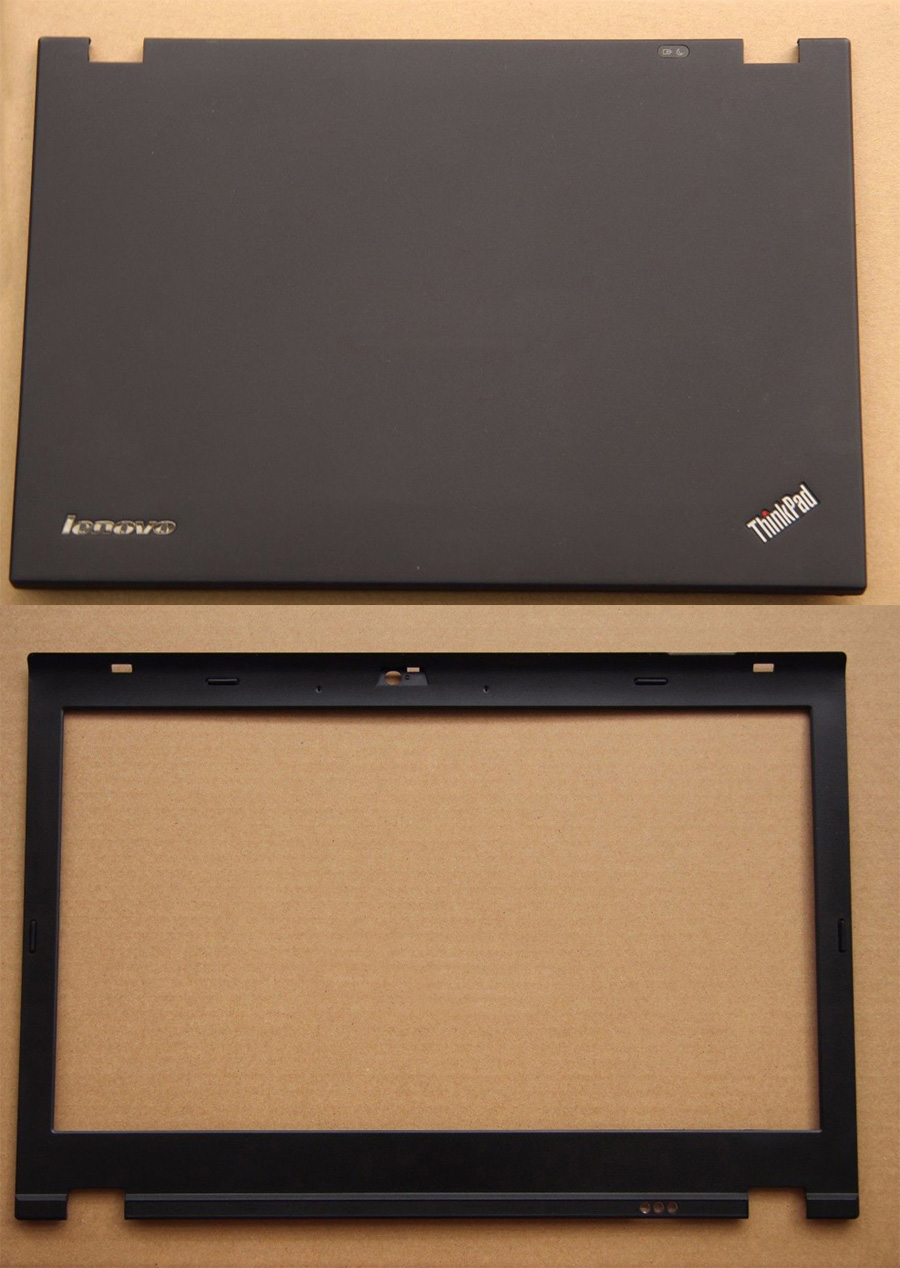 original Lenovo thinkpad T420 T420i Lcd top rear cover and front bezel 04W1608 04W1609 national park architecture source