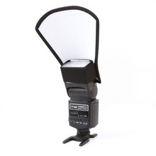 Universal Softbox Flash Speedlite Speedlight Diffuser Reflector For Canon Nikon Photo Studio DSLR Camera Accessories