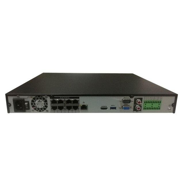 Dahua NVR4208-8P-4KS2 NVR4216-16P-4KS2 NVR4232-16P-4KS2 Avec Port PoE 4K Résolution H.265 Pour Système de Sécurité De Caméra IP