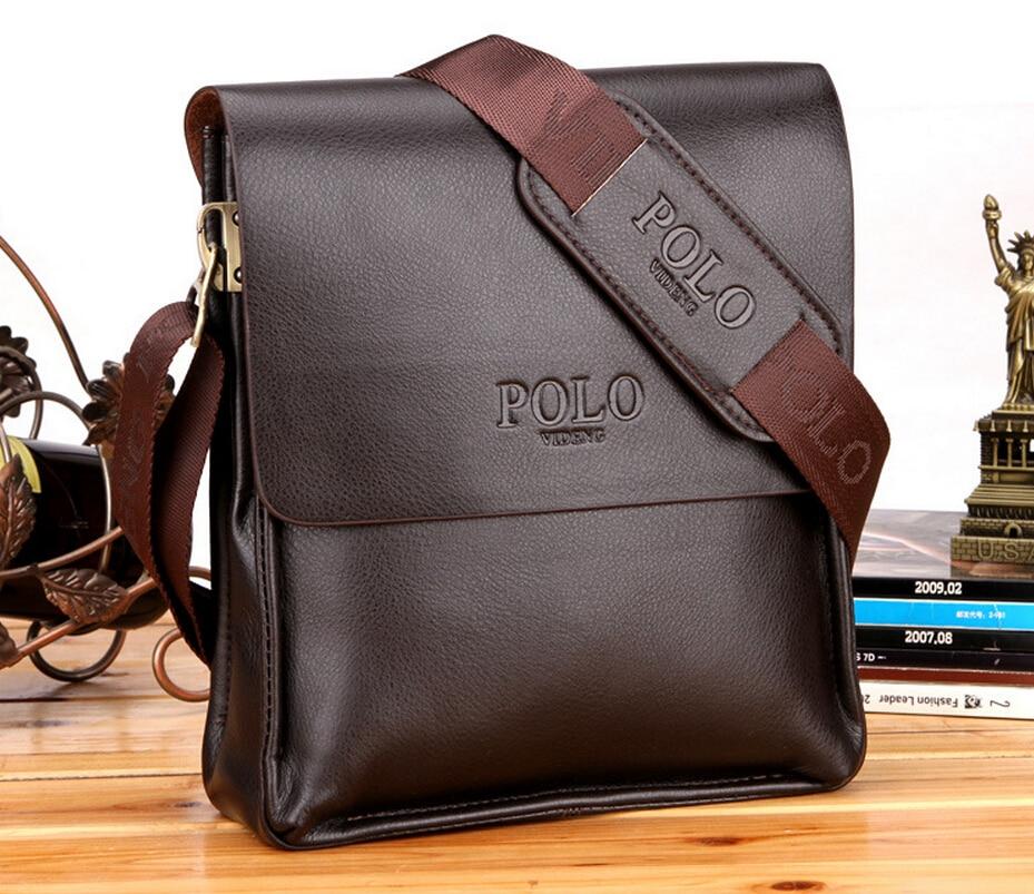 cheap New Arrival 2016 Briefcase Bag Men Fashion Shoulder Bags PU Leather Bag High Quality