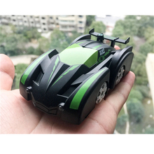 MINOCOOL RC Wall Climbing Car Infrared Electric Toy Car Remote Control Climbing Drifting Gravity Stunt Car Kids Electric Toy
