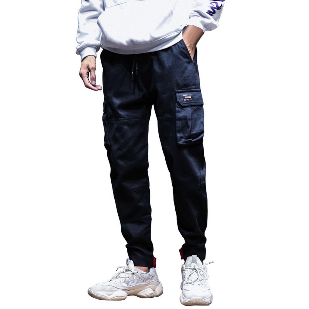 Feitong 2019 Männer Hosen Casual Herren Herbst Winter Mode Casual Overalls Slack Kleine Füße Hosen Lose Hosen Rohstoffe Sind Ohne EinschräNkung VerfüGbar Jungen Kleidung