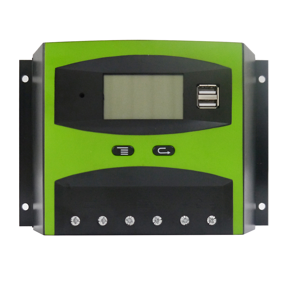 MAYLAR 50A PWM Solar Charge Controller 12V 24V Auto 48V Solar PV Battery Regulator with LCD Display For off grid System free shipping 600w wind grid tie inverter with lcd data for 12v 24v ac wind turbine 90 260vac no need controller and battery